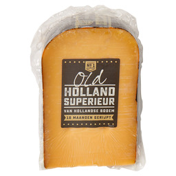 CHEESE 1/16 650GR OLD HOLLAND SUPERIEUR