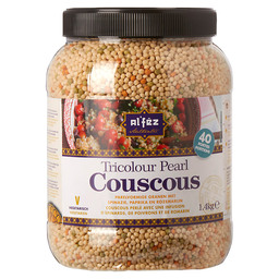 COUSCOUS PAREL TRICOLOUR ALFEZ