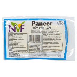PANEER KAAS NATUREL 500GR.