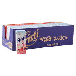 FRISTI ROOD FRUIT 6 X 20 CL