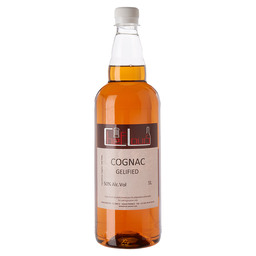 COOKING COGNAC 50 % GELIFIED
