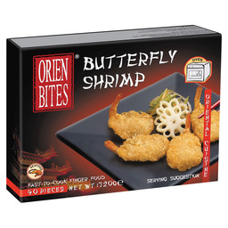 SCAMPI BUTTERFLY  15GR