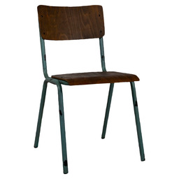 VETRO CHAIR - GREEN