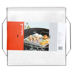 BARBECOOK STAINLESS STEEL GRILL TOPPER 3