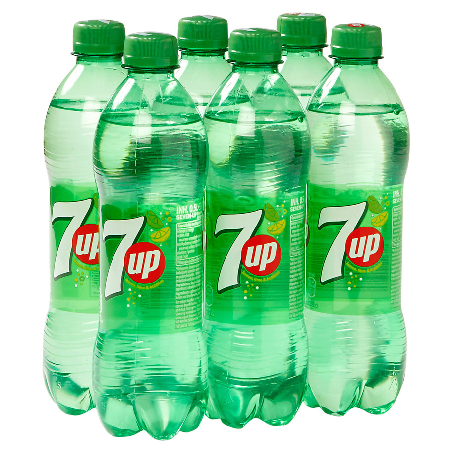 SEVEN-UP 50CL PET