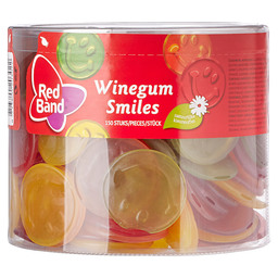 WINEGUM SMILES