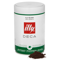 ESPRESSO DECAFFEINATED ILLY GRINDED