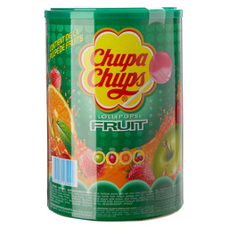 CHUPA CHUPS FRUIT LOLLIES