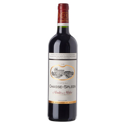CH.CHASSE SPLEEN 2012 MOULIS
