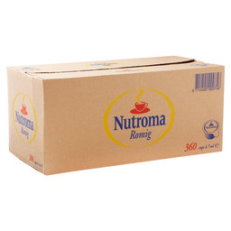 COFFEE MILK CREAMY CUPS 7,5GR NUTROMA