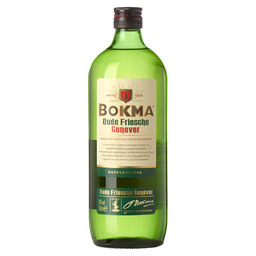 BOKMA ROUND OLD DUTCH GIN