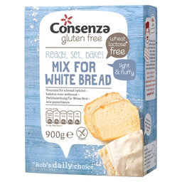 FLOUR FOR WHITE BREAD GLUTEN FREE
