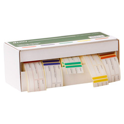 DCMV LABEL DISPENSER BOX 5X250