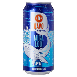 DAVO MIGALOO WHITE WHALE 44CL