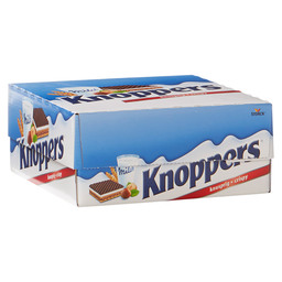 KNOPPERS SINGLE 25GR