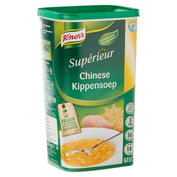 CHICKEN SOUP CHINESE SUPERIEUR INTERNAT.
