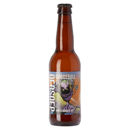 OERSOEP DODGEBALL - BRAVE BALL 0.0% 33CL