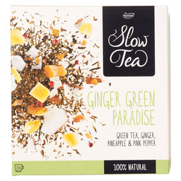 THEE GINGER GREEN PARADISE SLOW TEA