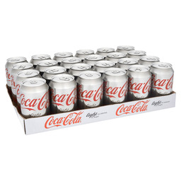 COCA COLA LIGHT 33CL