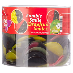 DROP FRUIT SMILES