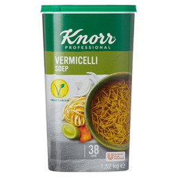 SOUP WITH VERMICELLI 38L