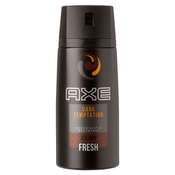 AXE DÉO SPRAY 150 ML DARK TEMPTATION