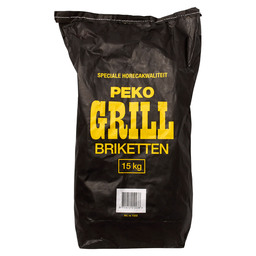 CATERING BRIQUETTES BLACK BAG