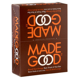 BRAZIL NUT ORANGE 36GR MADEGOOD ORG.RAW
