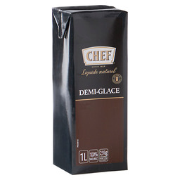 FOND DEMI GLACE CHEF NATURAL