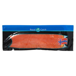 SALMON ROYAL CATCH SMOKED SILK CUT