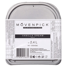 ROOMIJS VANILLA DREAM CLASSICS MOVENPICK