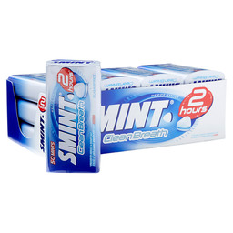 SMINT PEPPERMINT CLEAN BREATH 35GR
