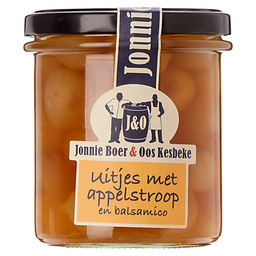 JO APPLE SYRUP ONIONS
