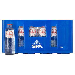 SPA INTENSE 25CL GLAS
