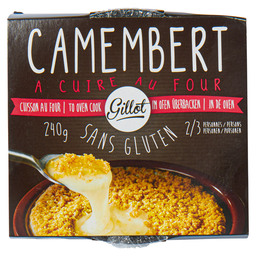 CAMEMBERT AU FOUR BACK-CAMEMBERT