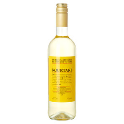 RETSINA OF ATTICA DRY WHITE WINE