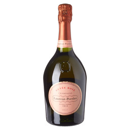 LAURENT PERRIER CUVEE ROSE VOGELKOOI GS