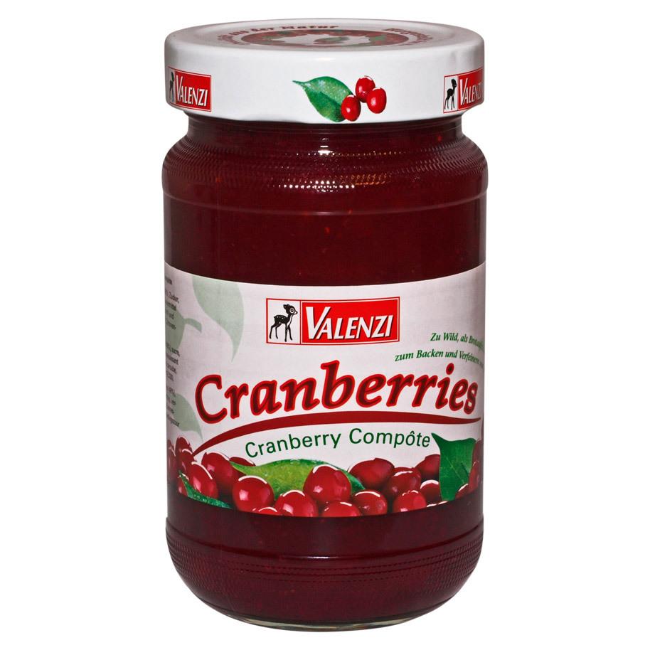 CRANBERRY COMPOTE VERV. 21101020