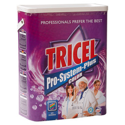 TRICEL WASCHPULVER PRO SYSTEM PLUS COLOR