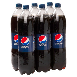 PEPSI COLA REGULAR 1,5L PET