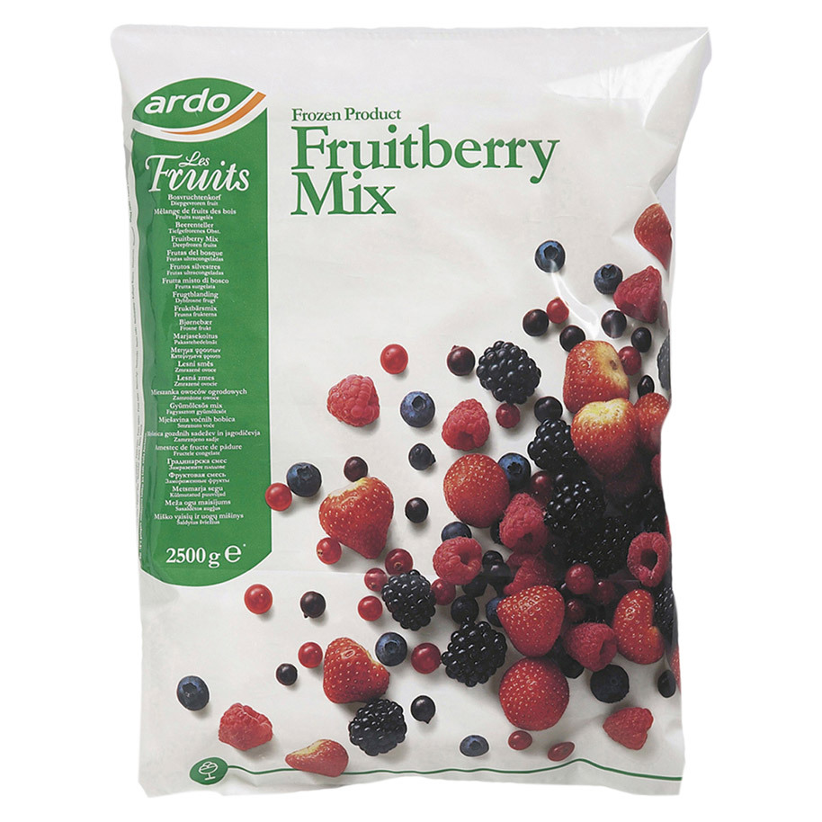 FOREST FRUITS FROZEN XBE610