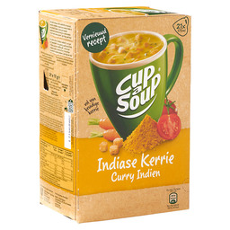 INDIAN CURRY SOUP CAS CATERING 175ML