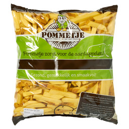 POMMETJE FRIET 14MM MET SCHIL