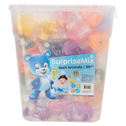 SURPRISEMIX BATH ANIMALS