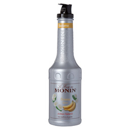 LE FRUIT DE MONIN BANANE PUREE