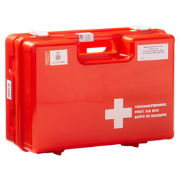 FIRST AID SUITCASE BHV 2016