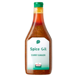 SPICE OIL CURRY GINGER PURE