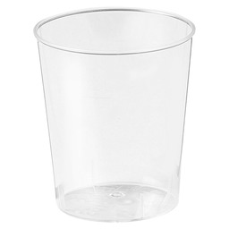 SHOT GLASS PS 20CC TRANSPARENT