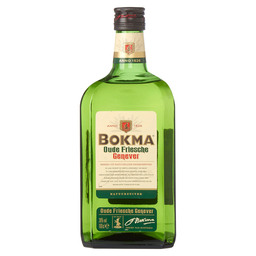 BOKMA SQUARE OLD DUTCH GIN