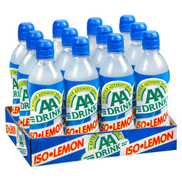 AA DRINK ISO LEMON 50CL